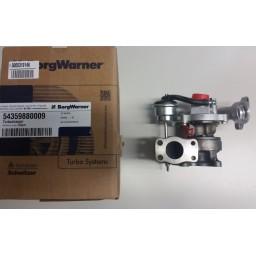Turbo compressore Borg warner 54359880009