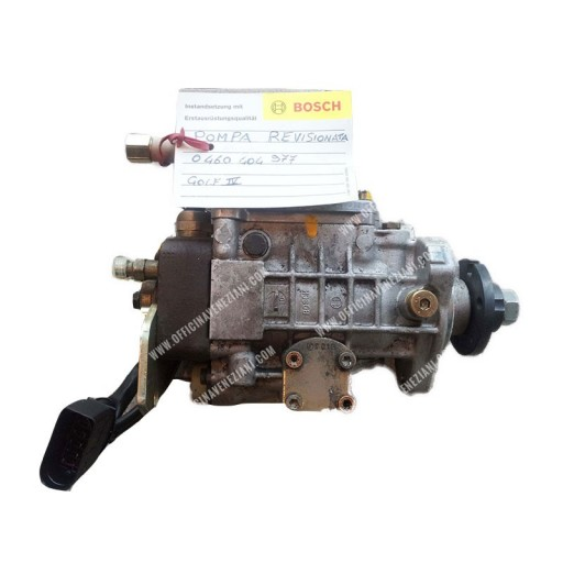 Pump VE-EDC Bosch 0460404977 | 0986440509