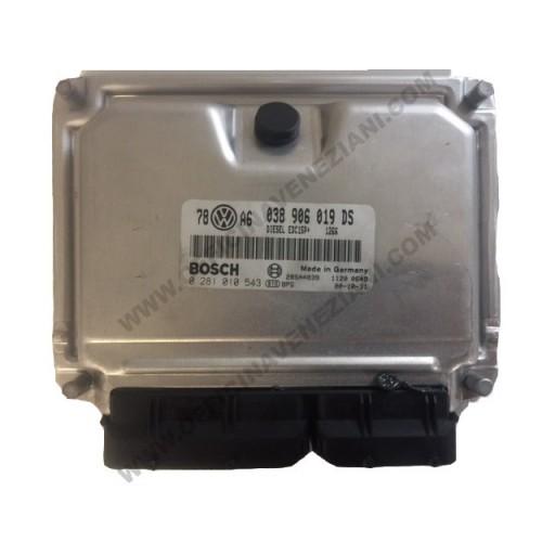 Centralina motore Bosch 0281010543