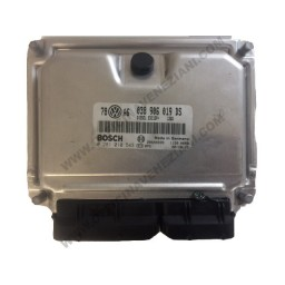 Centralina Bosch 0281010543 Volkswagen