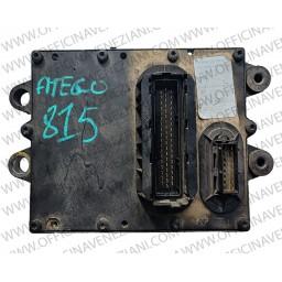 Repair ECU a0424461640 Mercedes-Benz