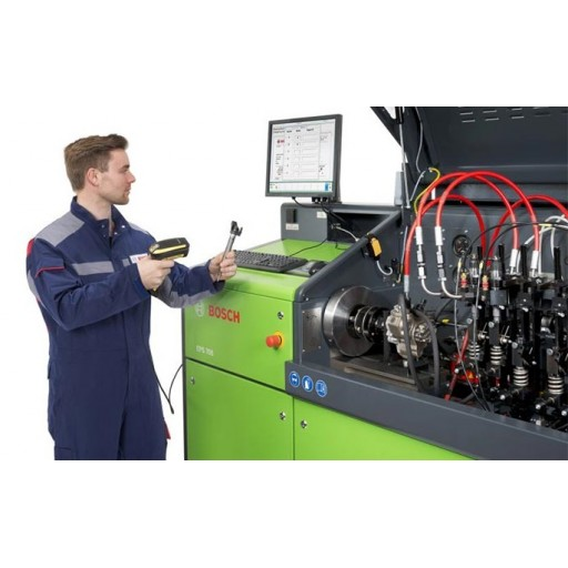 Test Bench for injectors 0445124044 | 0445124048 | 2438101