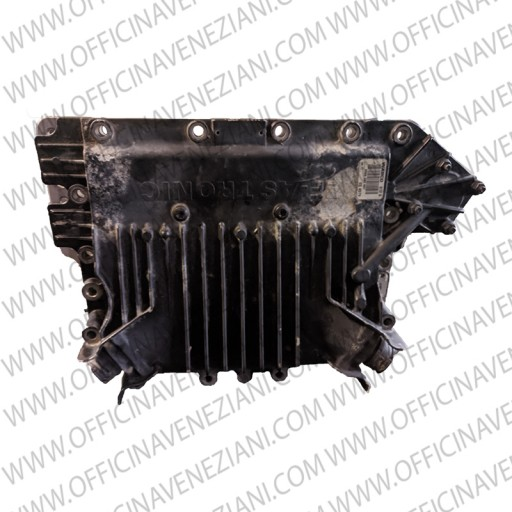 Check and replace gearbox ZF-S tronic 6009297007   4213550120
