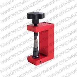 Piezzo amplifier charging press