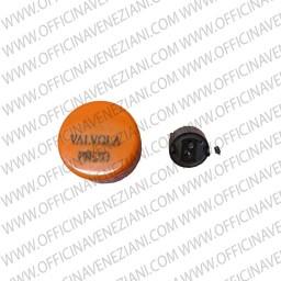 Piezo injector valve