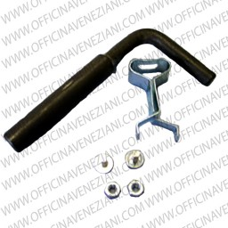 Ford Transit flywheel timing pin