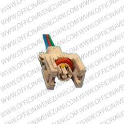 ELECTRIC PLUG WITHOUT BRIDLE –2 PIN –