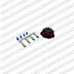 Connettore elettrico SENZA briglia –4 pin –