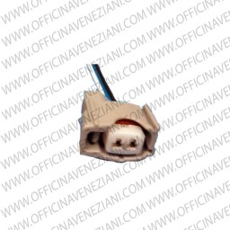 Electric plug with bridle –2 pin –
