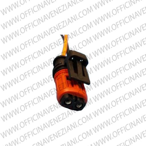 Connettore elettrico con briglia –4 pin –