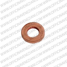 Gasket with step