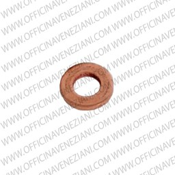 Injector base gasket in copper FORD