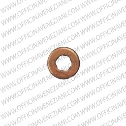 Injector base gasket in copper | Similar VDO X11-800-002-004Z