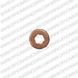 Injector base gasket in copper | Similar VDO X11-800-002-004Z