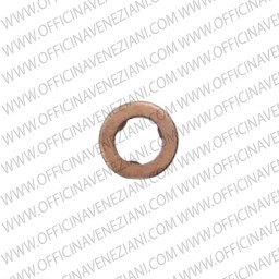 Injector base gasket in copper | Similar VDO X11-800-002-003Z