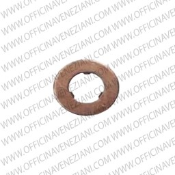 Injector base gasket in copper | Similar VDO X11-800-002-002Z
