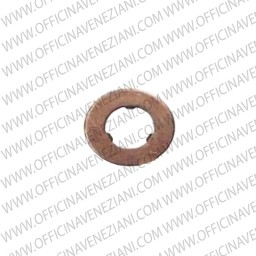 Injector base gasket in copper | Similar VDO: X11-800-002-001Z