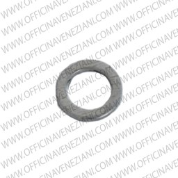 Injector base gasket in aluminium | 20 x 14 x 1,5 mm