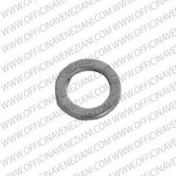 Injector base gasket in aluminium | 20 x 14 x 1,5 mm