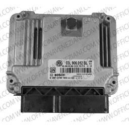 Engine control unit 0281018183 | A0009002001 | 03L906012BL