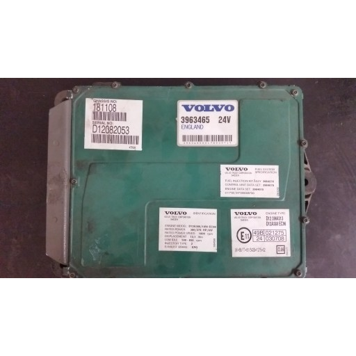 Centralina motore Volvo 1677904 - 3963465