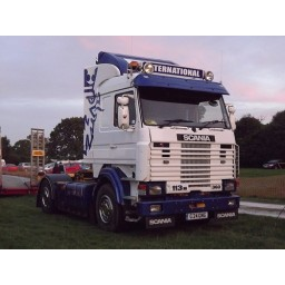 ECU tuning Scania 113