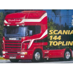 ECU tuning Scania 144