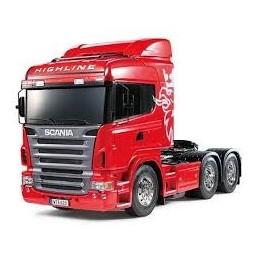 Modifica centralina Scania 124