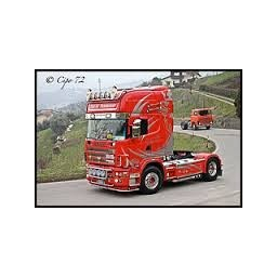 Ecu tuning Scania 164