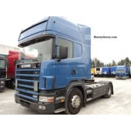 Ecu tuning Scania R 124 HPI