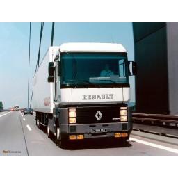 ECU tuning Renault Magnum