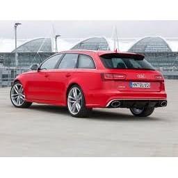 Ecu tuning Audi A6