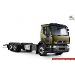 Modifica centralina Renault D Dti Euro6