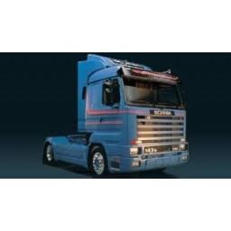 Modifica centralina Scania 143