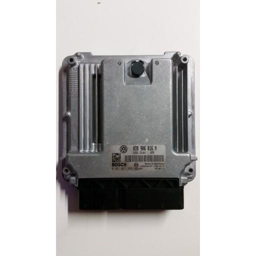 Centralina Motore Bosch 0281011856 | VW 038906016M